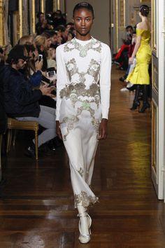 Francesco Scognamiglio - Spring 2017 Couture  Fashion Show Paris Fashion Week PFW Haute Couture