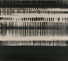 Heinz Mack, Untitled, 1961. Online support covering all aspects of applying to art college. www.portfolio-oomph.com