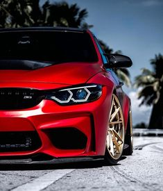 Bad-ass BMW