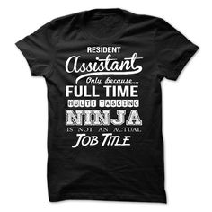 (Deal Tshirt 3 hour) Resident Assistant [Hot Discount Today] Hoodies