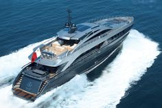 Today's moments are tomorrow's memories. Step up your luxury lifestyle with a charter yacht from the CRG collection.