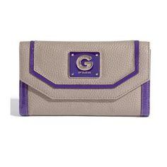G by GUESS Taralynn Checkbook Wallet $14.75