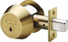 Medeco 11T Maxum Double Cylinder Deadbolt by Medeco. $216.97. Bolt mechanism designed to accommodate both mortise and drive-in applications, which provide greater flexibility and ease of installation. Solid brass collar spins under pressure to prevent wrench attacks. Large thumbturn provides ease of use by physically challenged individuals. Steel shroud over bolt protects against ???ice pick??? type attacks. High security strike plate has a special box design w...