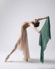 Luciana Paris as Juliet  Photograph Lucas Chilczuk