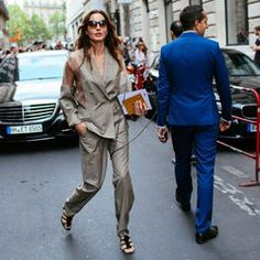 Street Style: Fall 2015 Couture