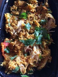 Spanish Rice  -- Evensen Personal Menus