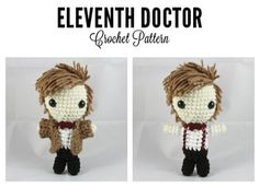 """From the blog """"Amiguru(mi)""""...Doctor Who, with pics and instructions. Click on the pic to be sent to the page."""