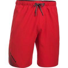2e2fca73d Under Armour UA Mania Volley Short - Men's Red / Graphite / Black Large.  Storm