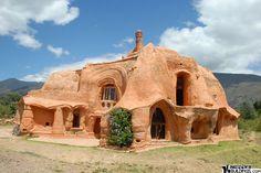 Ceramic House (Colombia) | Strange Buildings