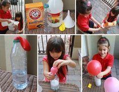 No Helium Needed to Fill Balloons   DIY - Creative DIY Ideas
