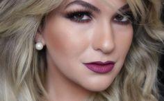Top blogueira Alice Salazar ensina passo a passo de maquiagem de inverno - Beleza - GNT