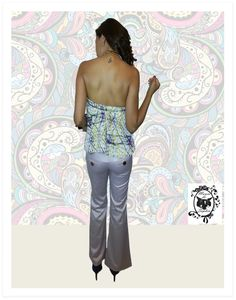 Quem curte Calça Flare toca aqui!! Também no preto. No site do Mania de Sophia: www.maniadesophia.com.br.