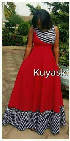 Oh...African Queen!!! #africanfashion #africanfashionstyles