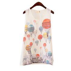 Hot cabida das mulheres sem mangas T Shirt gráfico impresso camiseta tanque Vest T Shirt Tops em Camisetas de Roupas e Acessórios no AliExpress.com   Alibaba Group