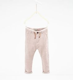 Image 1 of Jogging chino trousers from Zara