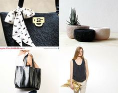 Black is the new.... by Deb Babcock on Etsy--Pinned with TreasuryPin.com #etsy #etsytreasury #etsyshopping #gifts