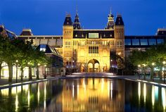 It's just a short hop skip and a jump from the UK over to Europe, where gorgeous cities are waiting to be discovered! Whether you are a culture vulture Romantic City Breaks, Jet Set, Amsterdam, Scenery, Wanderlust, Europe, Mansions, House Styles, Summer