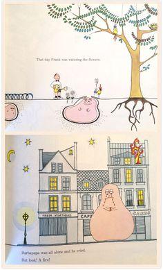 """Les Barbapapa"" by Annette Tison et Talus Taylor, 1970 Vintage Children's Books, Vintage World Maps, 90s Childhood, I Love Books, Conceptual Art, Happy Kids, Cool Kids, Childrens Books, Kids Toys"