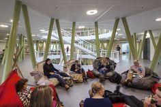 Gallery of Stoas Vilentum Hogeschool / BDG Architects Zwolle - 4