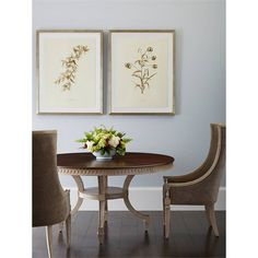 Villa Couture Ana Round Table in Glaze - 510-21-30 - Dining Room - Stanley Furniture
