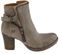 Born Christina Women's Ankle Boot (Taupe)