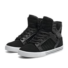 """SUPRA SKYTOP """"LOVE"""" Shoe 