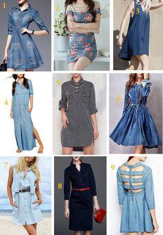 Vestido-Jeans