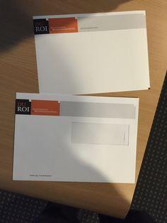 Briefpapier en envelop