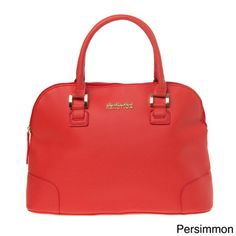 Kenneth Cole Reaction Poppins Large Dome Tote Bag - Overstock™ Shopping - Great Deals on Kenneth Cole Reaction Tote Bags
