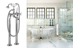Home Decor Ideas - The Best Bathroom Fittings Photos | Architectural Digest
