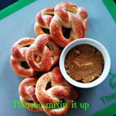 Recipe Bretzels (30 min Pretzel Recipe) by Thermo-mixin It Up - Recipe of category Baking - savoury