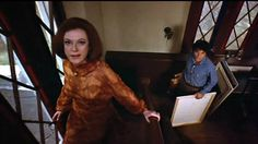 Grayson Hall with David Selby in NODS