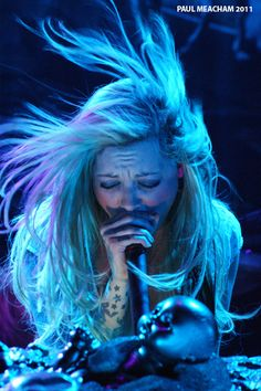 Chloe's muse: IN THIS MOMENT's Maria Brink
