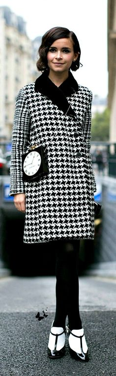 Houndstooth | The House of Beccaria~