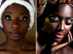 Confira algumas dicas de maquiagem para a pele negra.