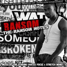 DJ FOCUZ MIXTAPES: RANSOM : THE RANSOM NOTES