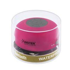 Enceinte bluetooth waterproof rose à ventouse - PriceMinister-Rakuten
