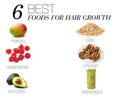 """Foods for hair growth"" by blackgirlstips ❤ liked on Polyvore featuring beauty and MANGO"