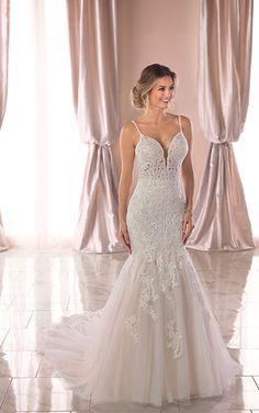 1c03b3915eea Stella York 6793 Wedding Bridesmaid Dresses, Wedding Dressses, Wedding  Dresses With Straps, Trumpet