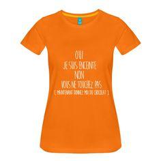 T-Shirt Femme Enceinte - T-shirt Premium Femme