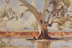 Ross Paterson   WATERCOLOR