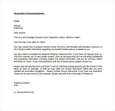 Format for acknowledgement letter for money receipt resignation acknowledgement letter template 28 images formal resignation letter 40 free spiritdancerdesigns Gallery