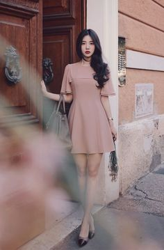 koreanische mode-outfits 167 mode-outfits The post koreanische mode-outfits 167 Korean Fashion Dress, Ulzzang Fashion, Korea Fashion, Korean Outfits, Mode Outfits, Asian Fashion, Dress Outfits, Casual Dresses, Fashion Dresses