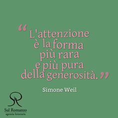 Simone Weil #aforismi