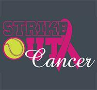 softball breast cancer shirts - Google Search