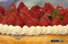 Ariel te cuenta sus mejores secretos para preparar esta exquisita torta.