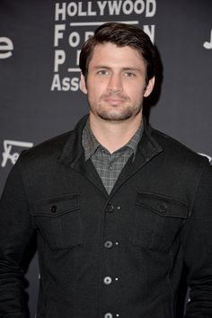 James Lafferty Photos: Arrivals at the TIFF HFPA/InStyle Party