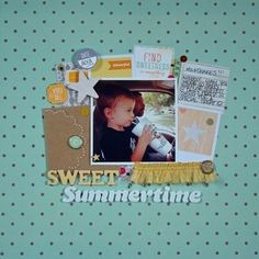 Sweet Summertime by danielle1975 at Studio Calico