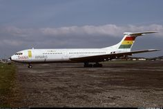 Vickers VC10 Srs1102 aircraft picture