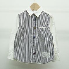 "CANDY SHIRT 3 CRAZY (AL511207)- 【ARCH&LINE】OFFICIAL WEBSITE | ""ARCH&LINE"" is a fashion brand for children and everyone."
